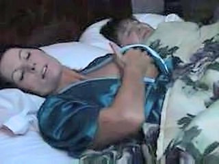 Mature Mom Sleeping Sleeping Mom