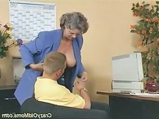 Mom Mature Office Mature Blowjob Old And Young