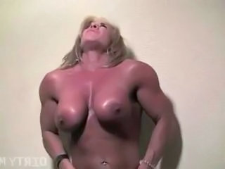 Muscled Dirty Daughter Mom