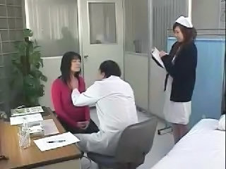 Doctor Threesome Asian Nurse Asian