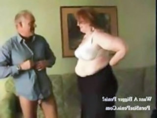 Granny Fat Ass