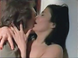 Maria Conchita Alonso caught in a nude scene in her movie