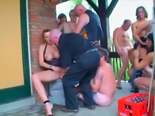 Groupsex  Orgy Orgy Outdoor