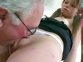 Licking Daddy Close up Dad Teen Daddy Old And Young