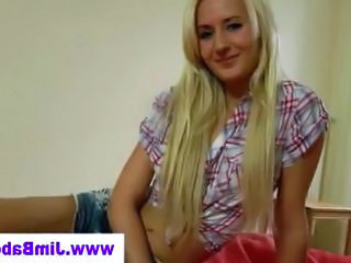 Blonde British European Blonde Teen Blowjob Teen British Teen