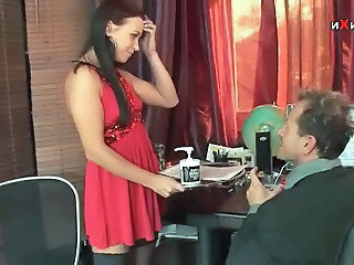 Secrétaire Incroyable  Fisting Anal Milf Anal Milf Office