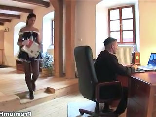 Stockings Uniform Maid Stockings