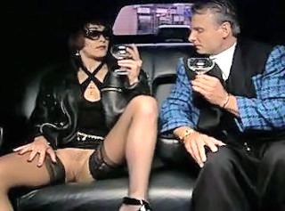 German Car Drunk German Milf Milf Stockings Stockings