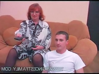 Russian Big Family - Grandma & Son #2