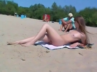 Russian Nudist Small Tits Beach Nudist Beach Teen Beach Tits