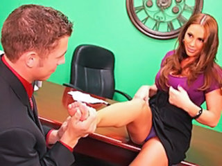 Feet Legs MILF Milf Office Office Milf