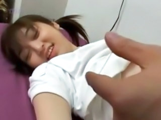 Pigtail Sleeping Asian Asian Teen Boobs Korean Teen