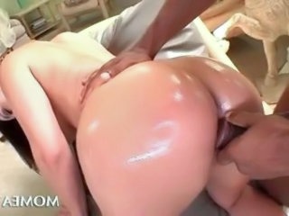 Ass Doggystyle Oiled Huge Huge Ass Wife Ass