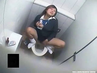 Asian HiddenCam Masturbating Asian Teen Hidden Teen Hidden Toilet