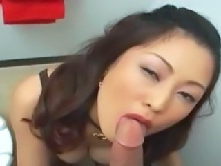 Marie Sugimoto plays sausage inside Point of view