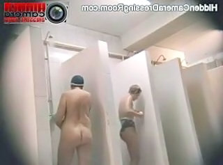 HiddenCam Showers Voyeur Hidden Shower Public
