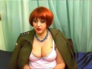 redhead mature big tits webcam 1