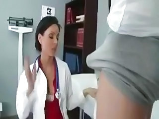 Instructor Nurse MILF Jessica Jaymes