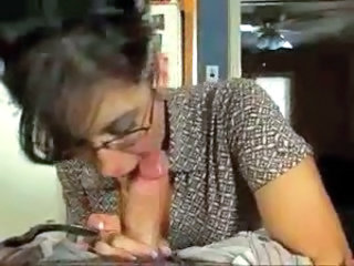 Blowjob Clothed Glasses Blowjob Mature Glasses Mature Mature Ass