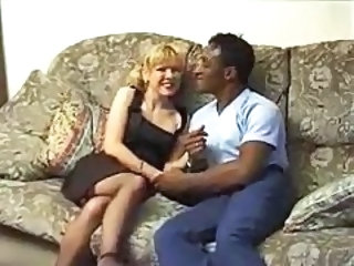 Interracial Homemade Vintage Big Cock Milf Interracial Big Cock