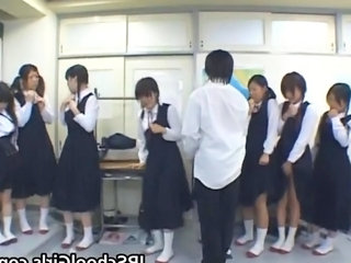 School Asian Japanese Asian Teen Classroom Japanese School