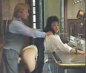 Vintage Clothed Kitchen Kitchen Sex