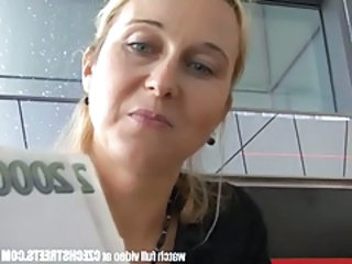 Videos from: tubewolf | Czech streets - blonde milf picked up on street tubes