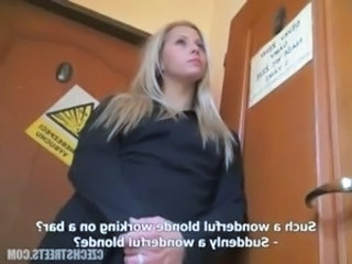 Teen Toilet Cash Czech Toilet Teen