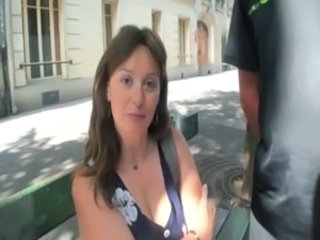 Public Mature Outdoor French Mature Outdoor Outdoor Mature