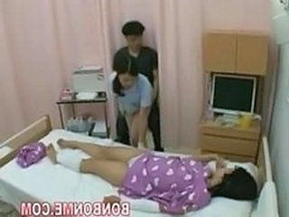 Japanese Nurse Wife Handjob Asian Japanese Milf Japanese Nurse