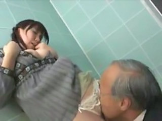 Daddy Old And Young Clothed Asian Teen Dad Teen Daddy