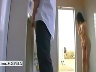 "Nudist invisible Japanese schoolgirl bathroom handjob"" target=""_blank"