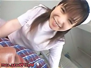 Ann Nanba Lovely Asian babe licks part1