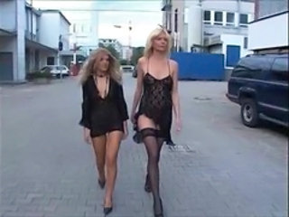 "Two horny German Milfs gangbanged part 1"" target=""_blank"