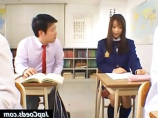 Asian Japanese School Asian Teen Japanese School Japanese Teacher