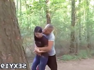 Forced Hardcore Teen Forced Hardcore Teen Outdoor