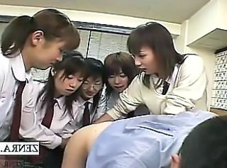 Uniform Asian  Anal Japanese Anal Teen Asian Anal