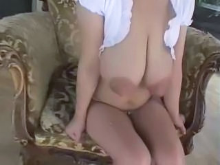 Nipples Fetish Japanese Busty Milk Nipples Busty Insertion HUGE Mature Threesome Milf Office