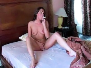 Smoking Amateur MILF Milf Ass