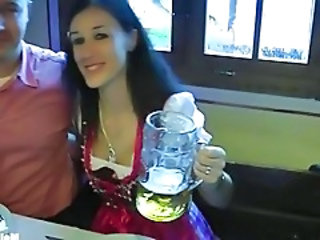 German Drunk European German Milf