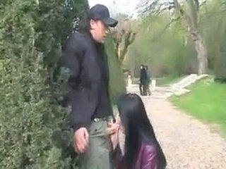 Blowjob Clothed Outdoor Clothed Fuck Outdoor Public