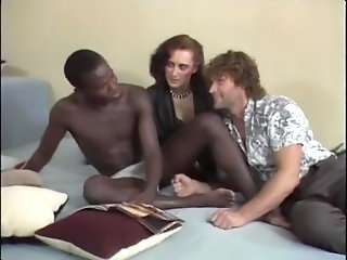 Interracial Threesome MILF Interracial Threesome Milf Threesome Threesome Interracial