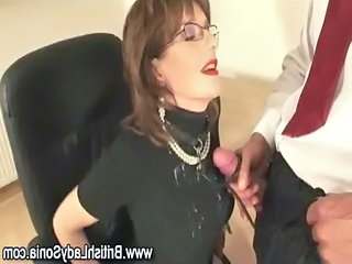 Clothed Cumshot Glasses British Milf Cumshot Ass Milf Ass