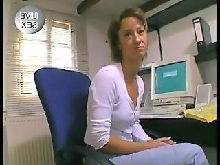 Office Secretary Teen Office Teen Teen Pussy