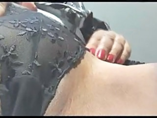 large tits older  upskirt no lingerie