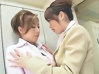 Japanese school girl and teacher love    MrNo