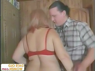 nasty elderly gang bang enjoy pornstar
