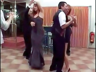MILF Dancing Party