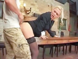 german mature babe bottom