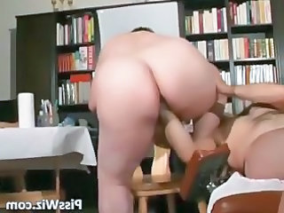 slutty cougar babes piss and takes wet part4